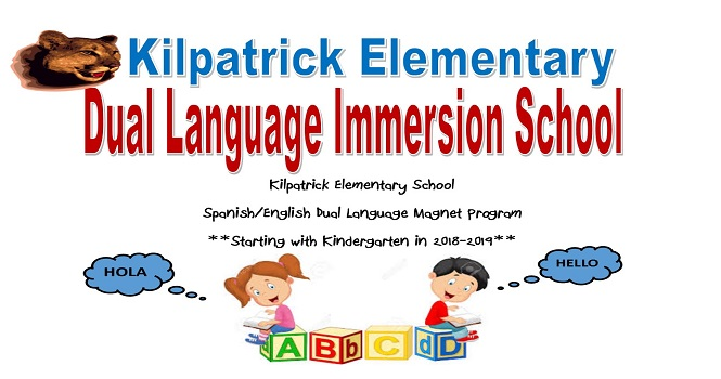 Immersion School English